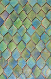 Patterns of ceramic tiles Royalty Free Stock Photography