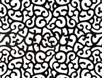Patterns crooked. Plastic Patterns crooked. Isolate on white background royalty free stock photography