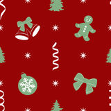Patterns with decorations Royalty Free Stock Images