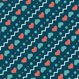 Patterns design Stock Images