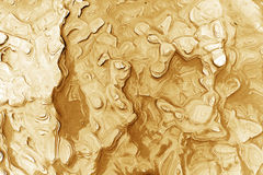 Patterns of erosion of sand royalty free stock photos