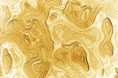 Patterns of erosion of sand royalty free stock images