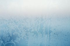 Patterns frost Royalty Free Stock Photos