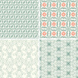 Patterns in modern style Stock Photo
