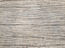 Patterns on the old wooden surface. Stock Photography