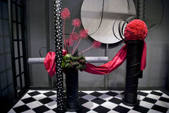 Patterns, Philadelphia Flower Show Royalty Free Stock Photo