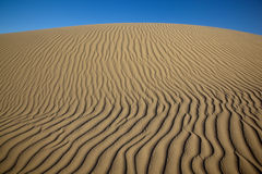 Patterns in the Sand Stock Images