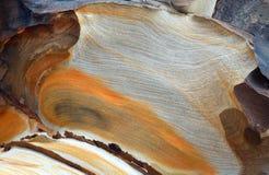 Patterns on Sandstone Stock Photos