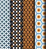 Patterns seamless Royalty Free Stock Photo