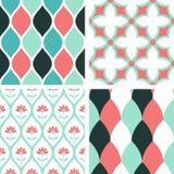Patterns set Stock Images