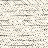 Patterns on a sheet of lined paper Royalty Free Stock Photos