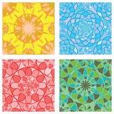 Patterns stencils Stock Photography