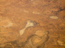 Patterns and Texures of the Desert N. Australia Royalty Free Stock Images