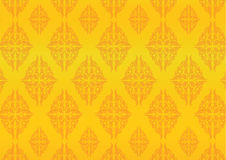 Patterns Thai-3 Royalty Free Stock Photography