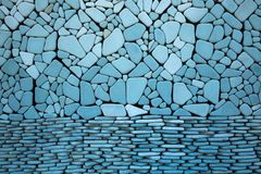 Patterns of the walls. Patterns of the walls are beautifully decorated Royalty Free Stock Images