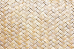 Patterns of weave bamboo. Stock Image