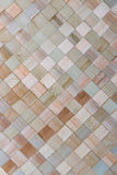 Patterns of weave bamboo Royalty Free Stock Photography