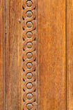 Patterns on the wood Royalty Free Stock Images