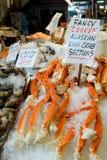 Pattes de crabe Image libre de droits