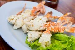 Pattes de crabe. Photo libre de droits
