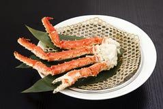 pattes de crabe Images stock