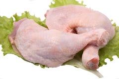 pattes de poulet Image libre de droits
