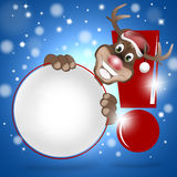 Pattes Rudolph Photos stock