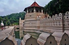 Patthirippua en Sri Dalada Maligawa Fotografía de archivo libre de regalías