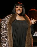Patti LaBelle performs in concert stock image