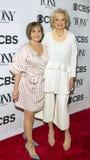 Patti LuPone and Christine Ebersole Stock Image