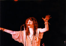 Patti Smith Royalty Free Stock Images