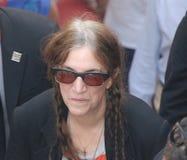 Patti Smith al Giffoni Film Festival 2012 Stock Photography