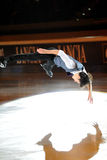 Pattinatore di ghiaccio Stephane Lambiel Immagini Stock Libere da Diritti