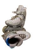Pattini di rullo. Immagine Stock