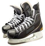 Pattino dell'hockey fotografia stock