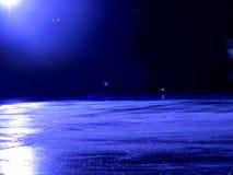Pattino di ghiaccio Immagini Stock