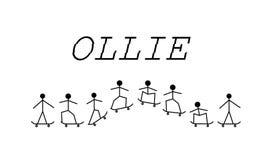 Pattino di trucco di Ollie Immagine Stock Libera da Diritti