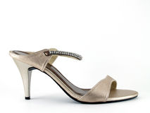 Pattino High-heeled Immagini Stock