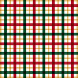 Pattrn de plaid Photo stock