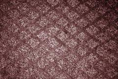 Patttern textilcarpwt för röd färg arkivfoto