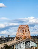 Pattullo most Obrazy Royalty Free
