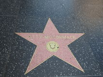 Patty Mc Cormack-ster in hollywood Royalty-vrije Stock Foto