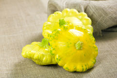 Patty pan Royalty Free Stock Photos