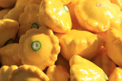 Patty pan squash Stock Photo