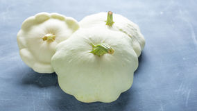 Patty Pan Squash Royalty Free Stock Photography