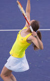 Patty SCHNYDER at the 2009 BNP Paribas Open Royalty Free Stock Photography