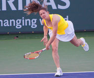 Patty SCHNYDER at the 2009 BNP Paribas Open Stock Image