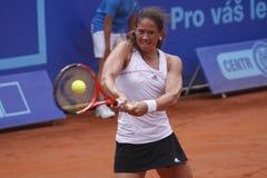 Patty Schnyder in WTA Prague open Stock Photos