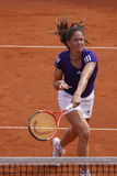Patty Schnyder in WTA Prague tournament Royalty Free Stock Photography