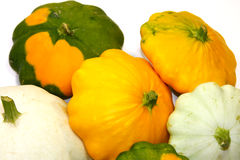 Pattypan Squash Stock Photos